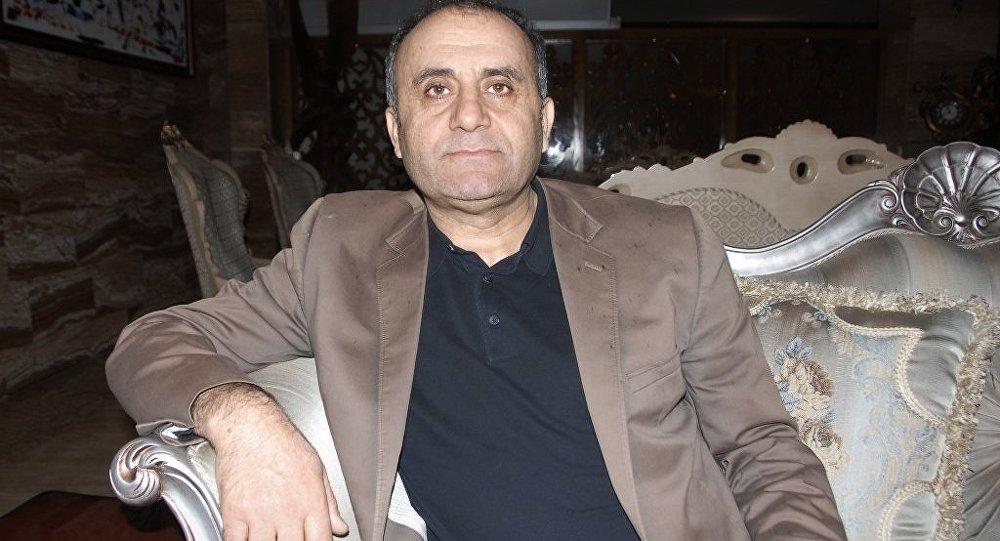 Irak Kürt Bölgesel Yönetimi'nin  (IKBY) Başbakanı Neçirvan Barzani'nin danışmanı siyaset bilimci Mustafa Şefik
