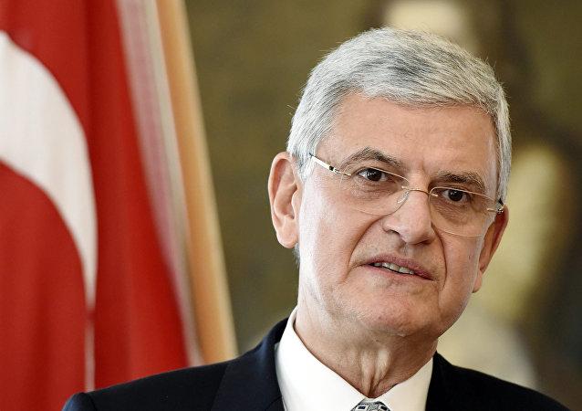 AB Bakanı ve Başmüzakereci Volkan Bozkır