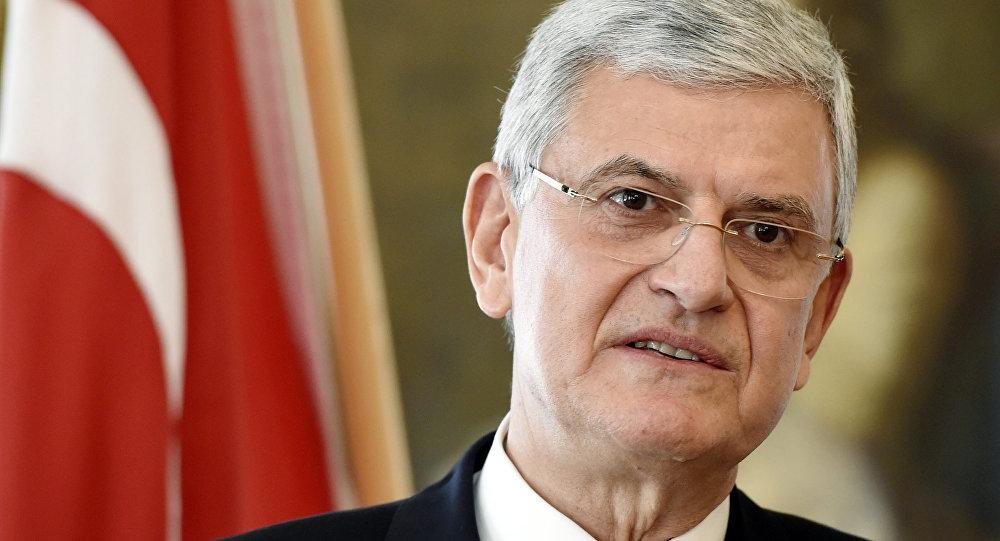 TBMM Dışişleri Komisyonu Başkanı Volkan Bozkır