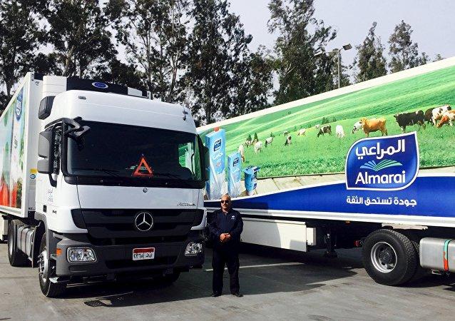Suudi Arabistan merkezli süt ürünleri firması Almarai