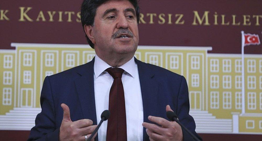 HDP Diyarbakır Milletvekili Altan Tan