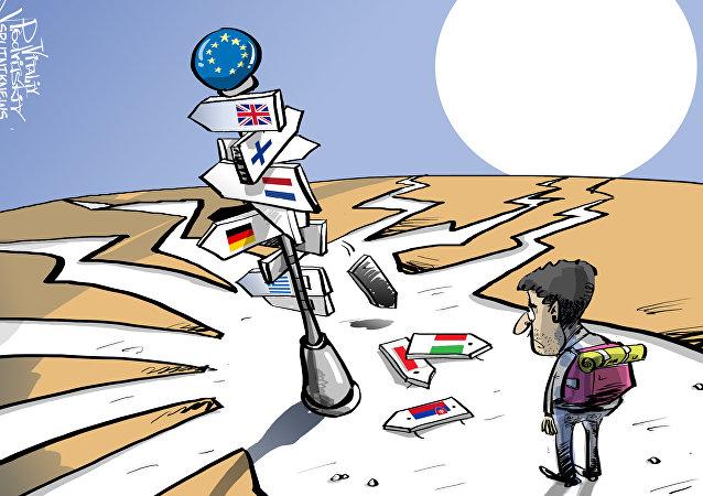Çek Cumhuriyeti. sığınmacı sorunu