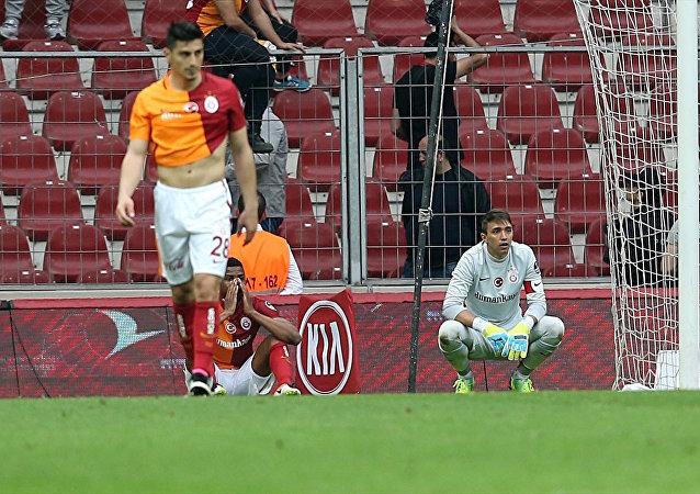 Galatasaray, Çaykur Rizespor karşısında 1 puana razı oldu