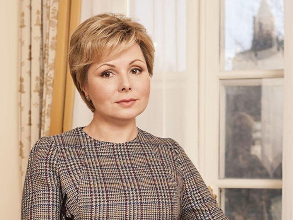 Yuri Gagarin'in kızı Yelena Gagarina