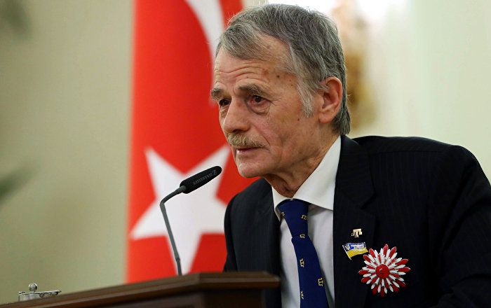 Kırım yönetimi, Türkiye'yi Rusya'da yasaklı olan Meclis'e destek vermeme konusunda uyardı
