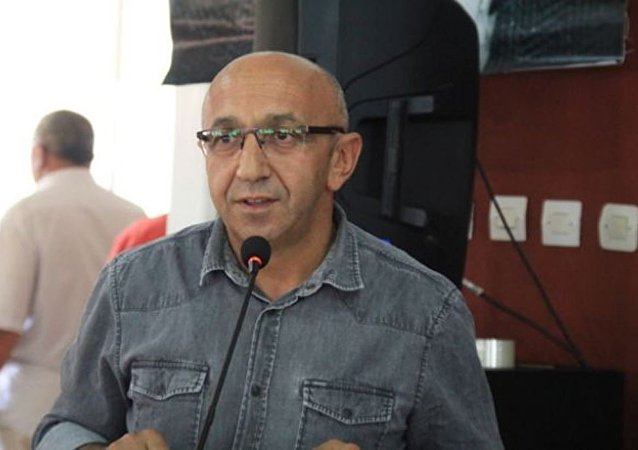 HDP Tunceli Milletvekili Ali Can Önlü