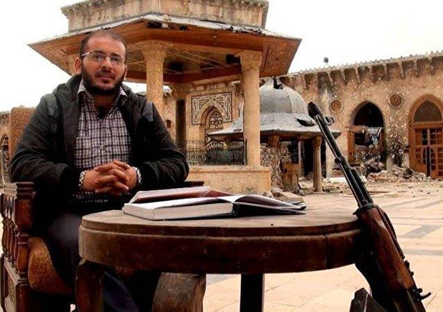 Gaziantep'de öldürülen Suriyeli gazeteci Muhammed Zahar Alşurgat