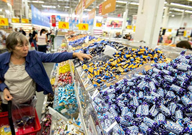 Çin, Rus çikolata ve tatlılarına doymuyor