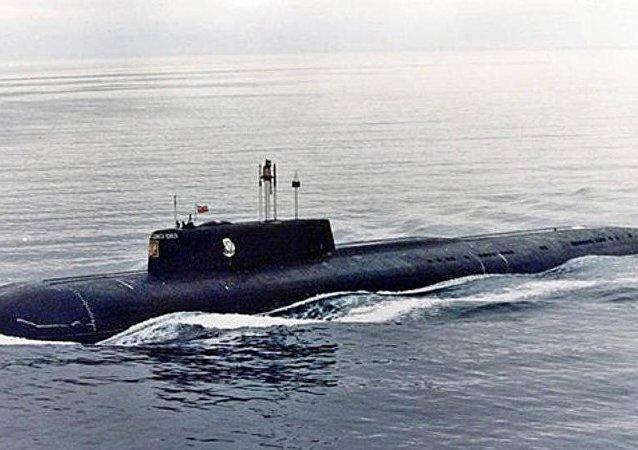 K-141 Kursk denizaltısı