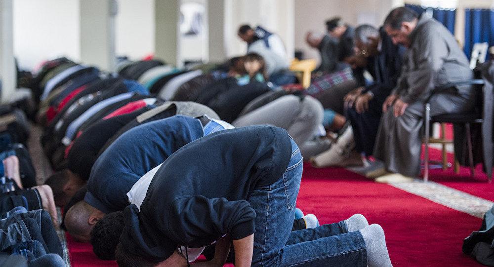 Almanya'nın başkenti Berlin'de bulunan Ibrahim Alkhalil Camisi