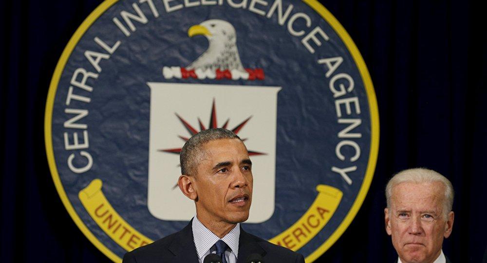 ABD Başkanı Barack Obama- ABD Başkan Yardımcısı Joe Biden