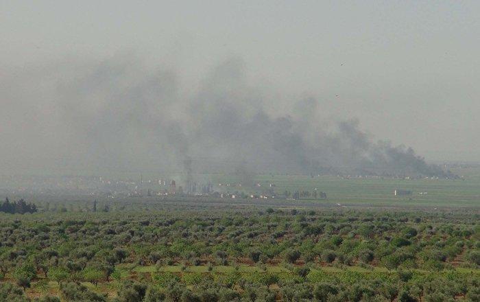 SANA: Koalisyonun Deyr ez-Zor'daki saldırısında 10 sivil öldü