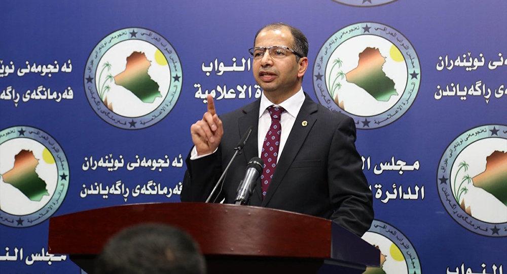 Irak Meclis Başkanı Selim El Cuburi