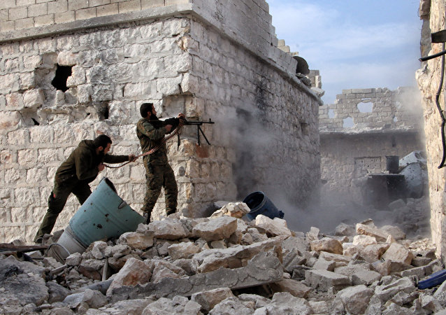 Handarat - Suriye