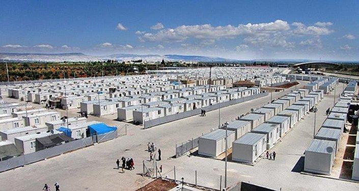 Suriyeliler için 39 bin kişilik 3 yeni konteynerkent kurulacak