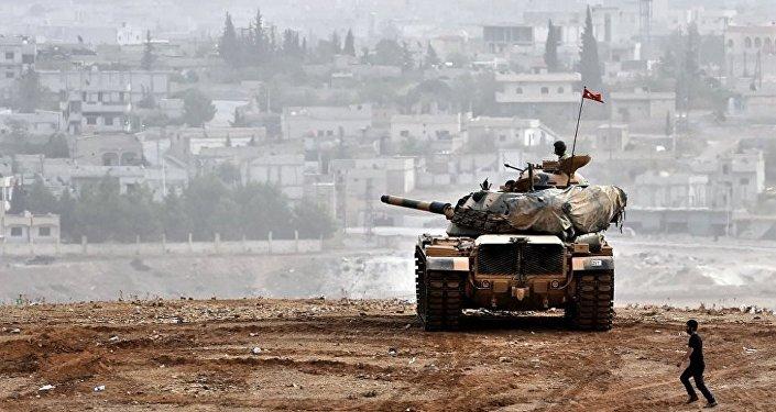 Türkiye - Suriye sınırı
