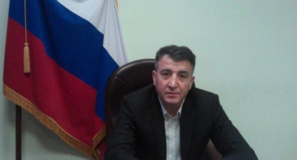 Karma dövüş sanatları sporu eski SSCB ve Rusya şampiyonu, spor uzmanı Galip Yusubov