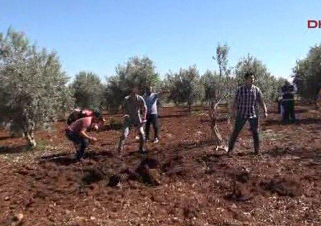 Suriye'den atılan 1 roket mermisi, Kilis kent merkezindeki Devlet Hastanesi'nin yakınındaki boş araziye düştü. Roketler nedeniyle Suriye uyruklu 1 kişi öldü, 1 çocuk da yaralandı.
