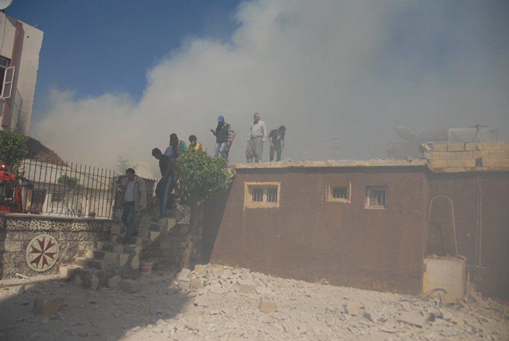Çok sayıda vatandaş dumandan etkilendi.