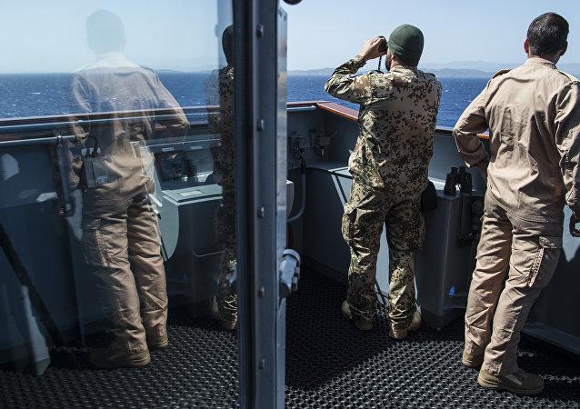Ege Denizi'ndeki NATO misyonu