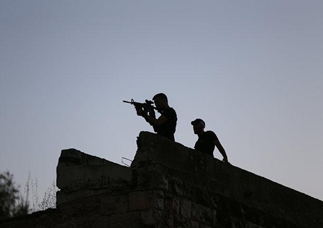 İsrail askeri
