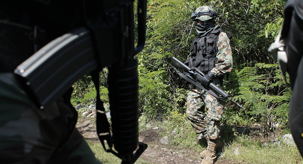 Meksika askeri