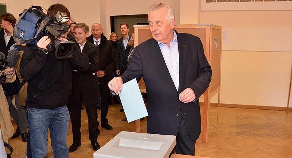 Avusturya cumhurbaşkanlığı seçimi