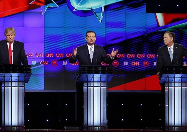 ABD'de Cumhuriyetçi başkan aday adayları