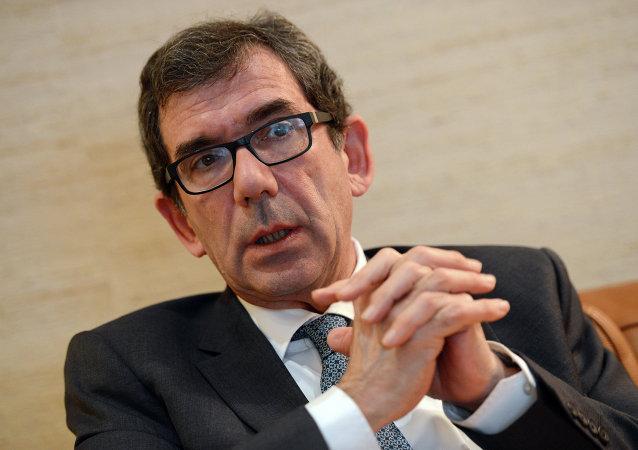 Fransa'nın Rusya Büyükelçisi Jean-Maurice Ripert