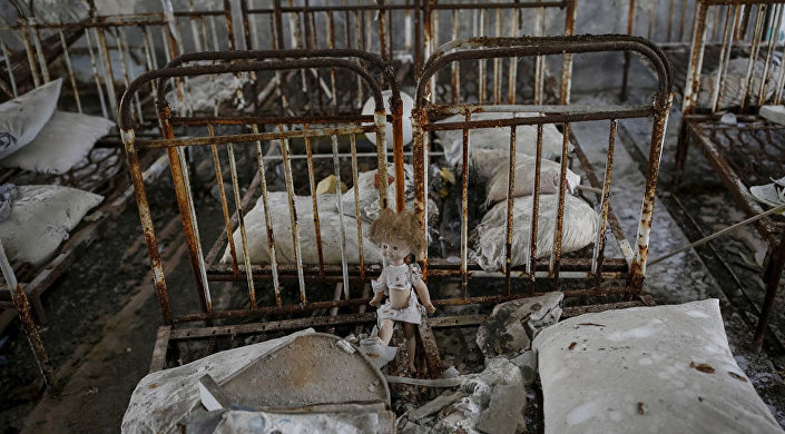 30. yılında Çernobil