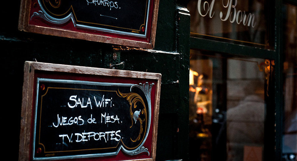 Katalanca 'konuşmayan' işletmelere yönelik cezalar artırıldı.