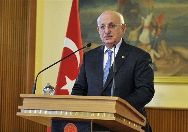 TBMM Başkanı İsmail Kahraman
