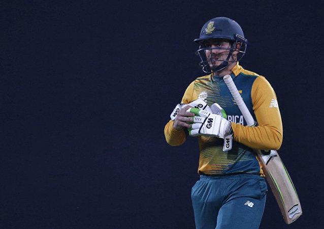 Güney Afrika kriket takımı.