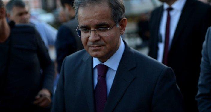 Kilis Valisi Süleyman Tapsız