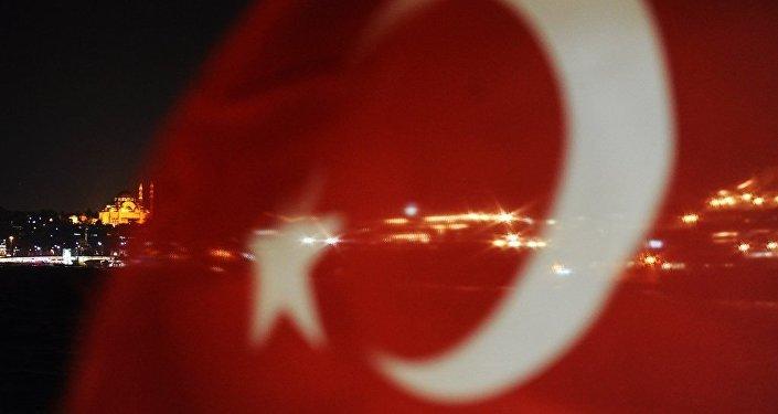 Türkiye - bayrak - laiklik