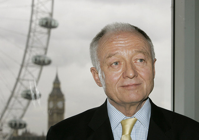 Eski Londra Belediye Başkanı Ken Livingstone