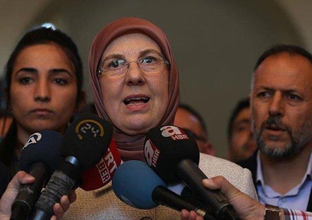 Aile Bakanı Sema Ramazanoğlu
