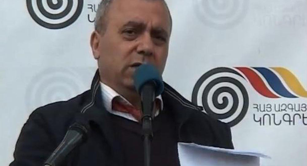 Eski Ermenistan Başbakanı Hrant Bagratyan