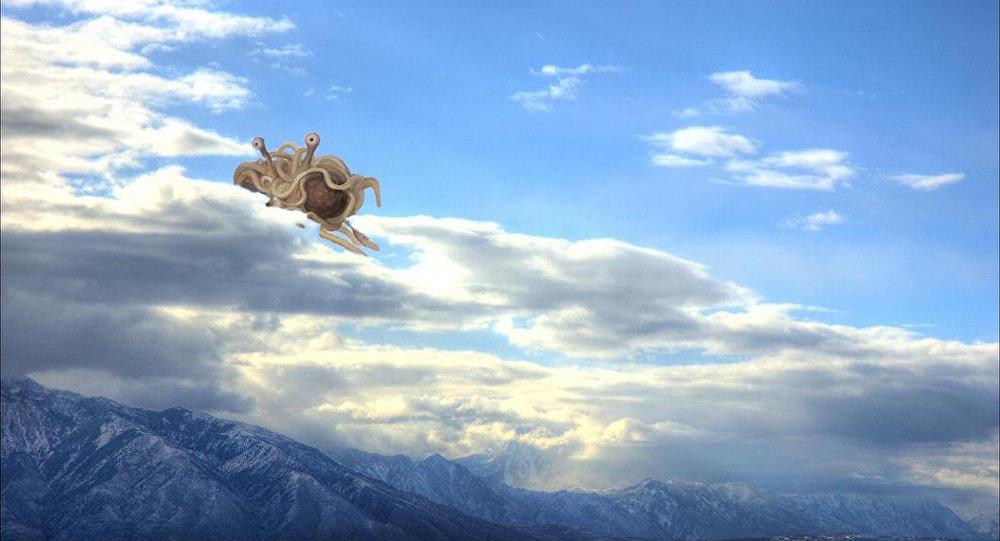 Uçan spagetti canavarı