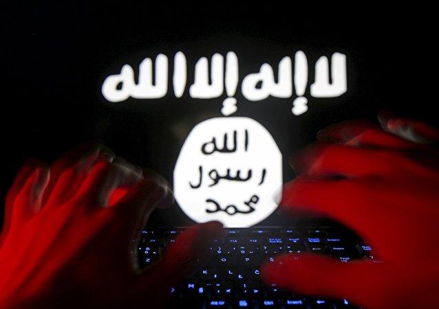 IŞİD'li internet korsanları.