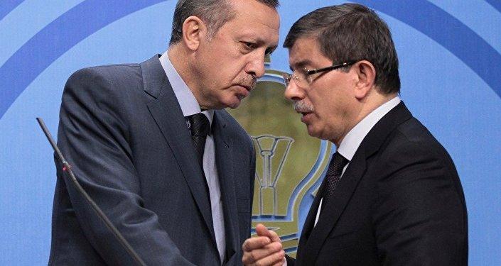Recep Tayyip Erdoğan - Ahmet Davutoğlu