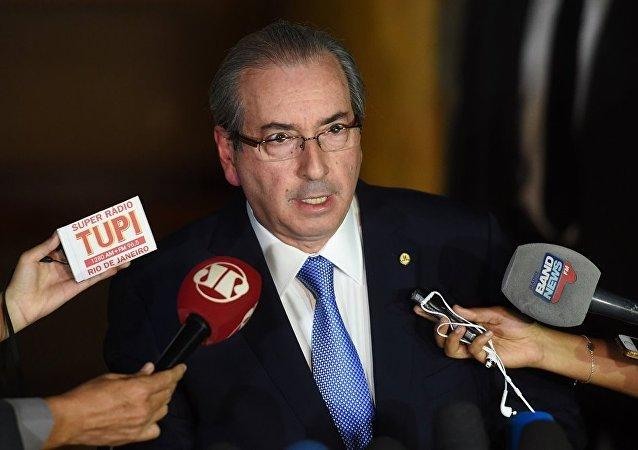 Brezilya'da görevden alınan Meclis Başkanı Eduardo Cunha