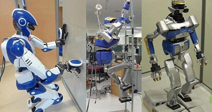 insan benzeri robotlar