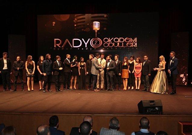 OYDAR Radyo ödülleri