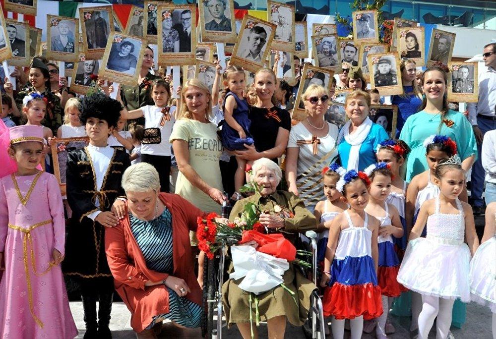 Antalya'da Zafer Günü coşkusu