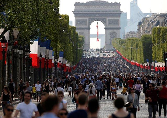 Fransa- Paris