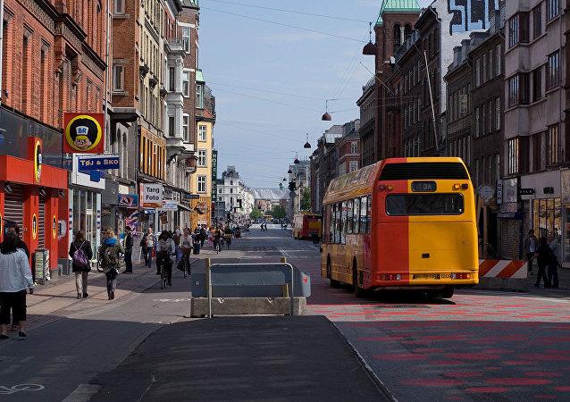 Ydre Nørrebro, Kopenhag, Danimarka