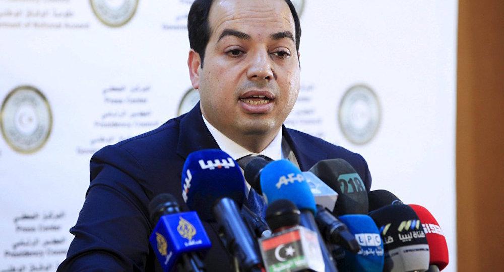 Libya Devlet Başkanlığı Konseyi Başkan Yardımcısı Ahmet Maitek