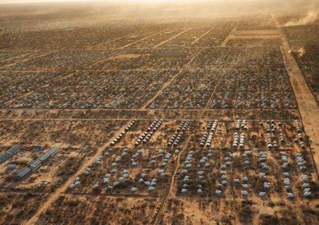 Dadaab sığınmacı kampı