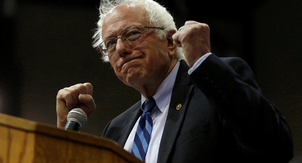 ABD'de Demokrat başkan aday adayı Bernie Sanders